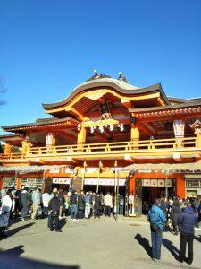1千葉神社
